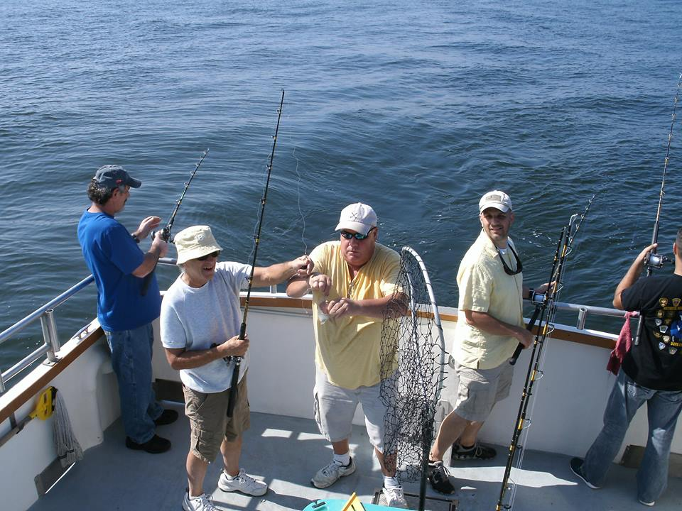 Fishing reports september 16 2017 pm capt dave for Captain dave s fishing